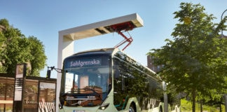 ABB and Volvo to electrify Gothenburg's city streets - Image courtesy of ElectriCity