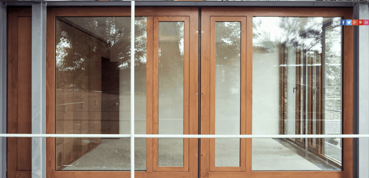 Accoya wood windows and doors