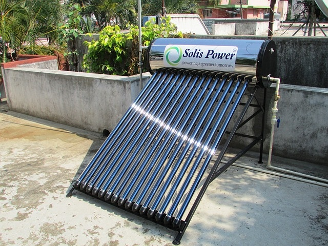 solar water heating 1