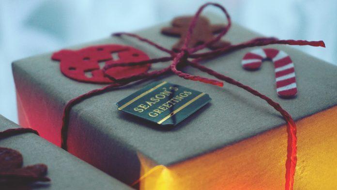 eco friendly christmas gift
