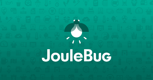 JouleBug - apps for green living