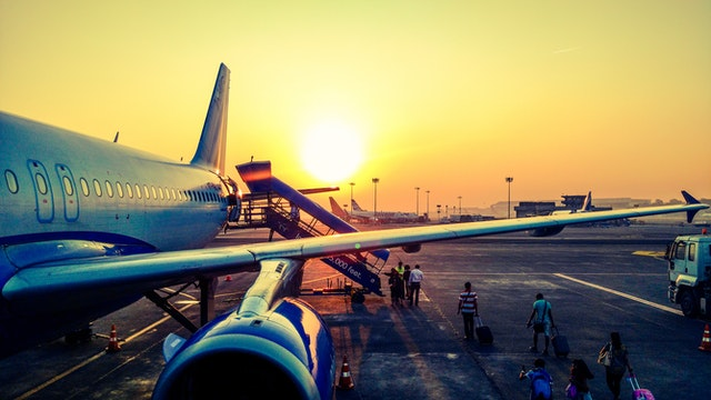 cut air travel - sustainable travel alternatives