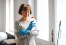 lung-safe household cleaning products