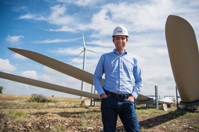 wind-turbine engineer