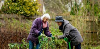 gardening for seniors