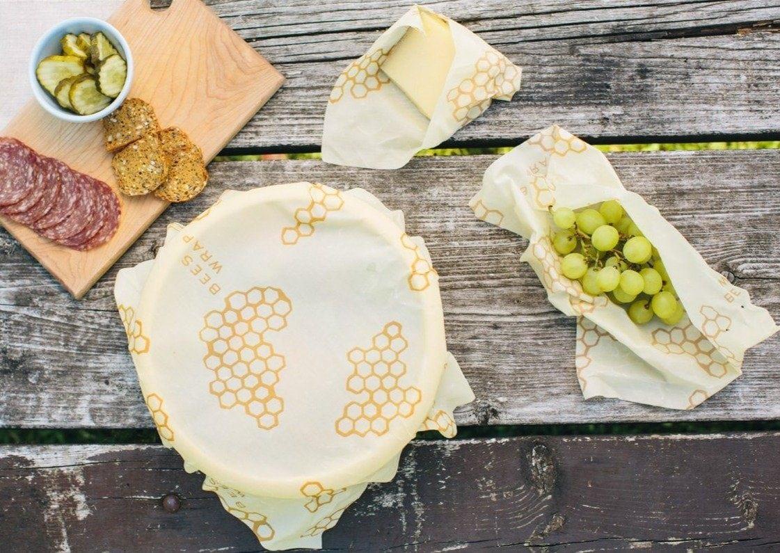 Bees wrap - Eco-friendly alternatives to Ziploc bags
