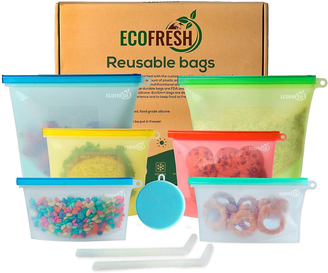 EcoFresh reusable bags