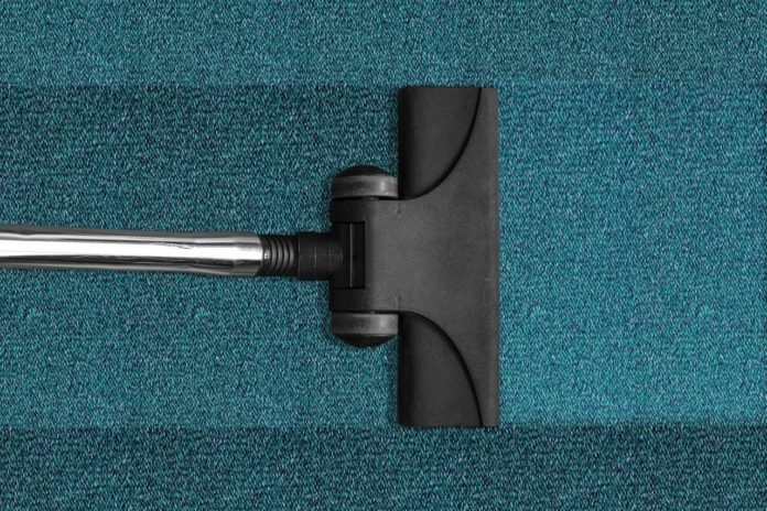 Eco-friendly vacuum cleaner