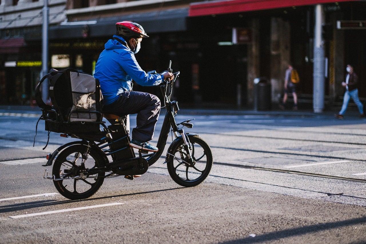 Electric cargo bikes 1