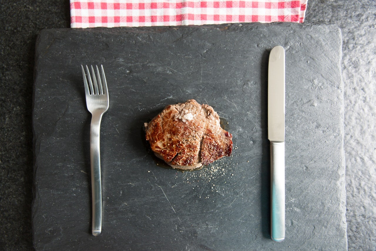 cut down on meat - buy organic food on a budget