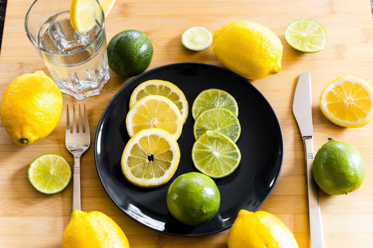 whats in lemons